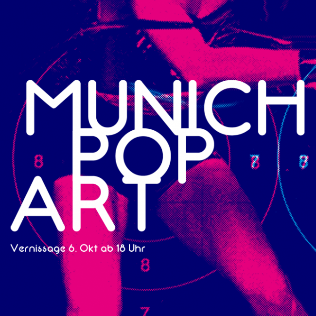 Munich Pop Art 2016