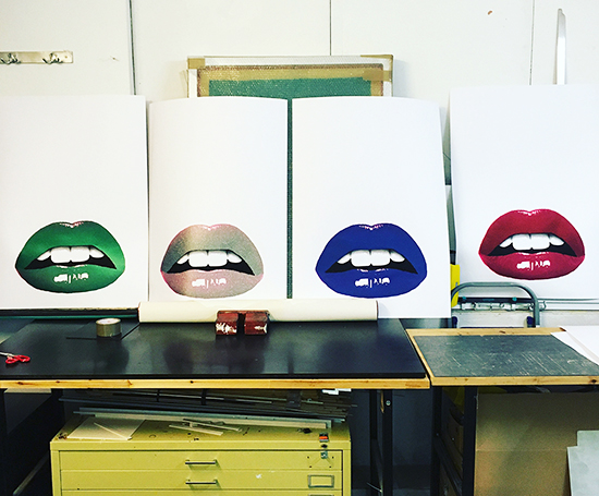 LIPS colours
