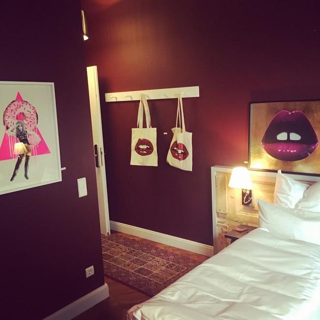 Rommservice #3 Hotel Luis Regensburg