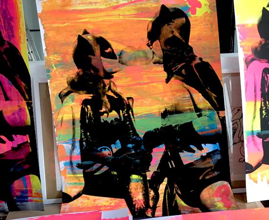 BUBBLE KISS Multicolour